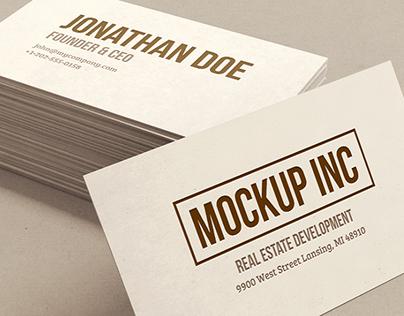 FREEBIES: Mockup Collection