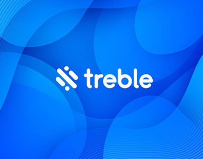 Treble Logo Design