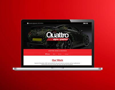 Quattro+ Web + Multisite