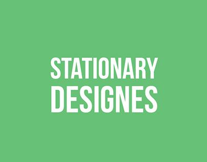 stationary sampels design