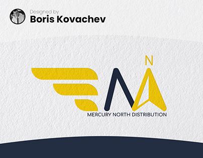 Mercury North Distribution Logo