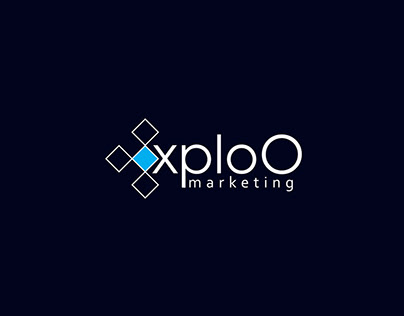 Xploo Marketing logo.