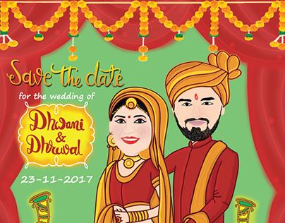 Wedding invitation 3!!