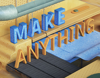 AUTODESK | Make Anything