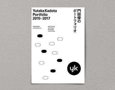 Yutaka Kadota Portfolio 2015-2017