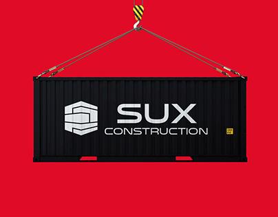 SUX Construction | Brand Identity