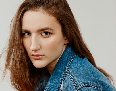 Portrait series: Katya