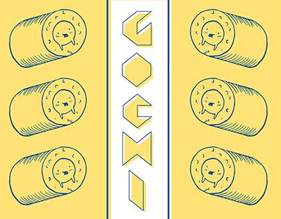 Gochi Restaurant Rebranding