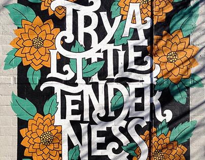 Otis Redding Mural