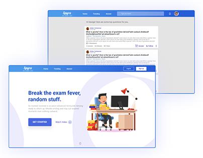 Spyra Web UI