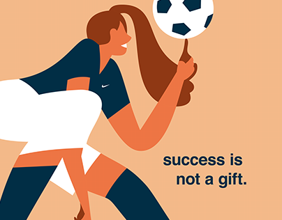 Nike Woman's World Cup Campaign