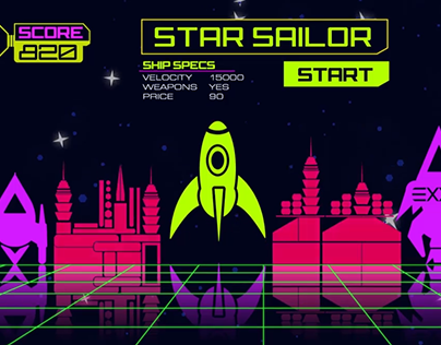 Space Bounds - Mobile Game