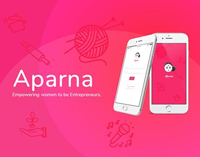 Homemaker App - Aparna