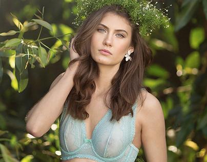 Campanha Flair de Roses - Intima Passion lingerie