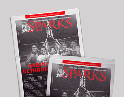 SPARKS   Official Student Newsletter of CTU-MC