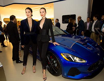 Primer ShowRoom Maserati