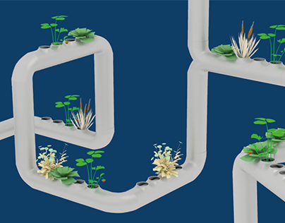 Niwa - Urban garden