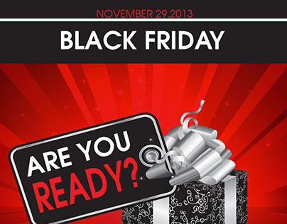 Black Friday Promotion with COOP promo
