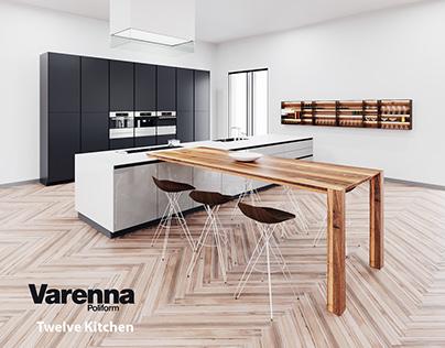 Poliform Varenna Twelve 3d model corona render
