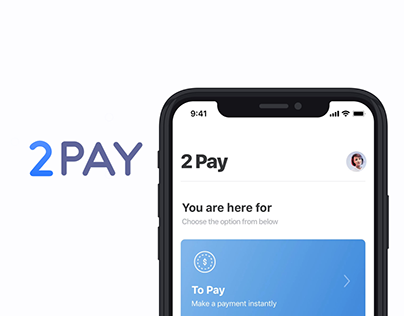 2Pay - Mobile Payment System