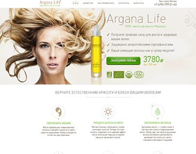 ArganaLife (100% premium argana oil from Marocco)