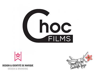 Choc Films_Design et identité de marque