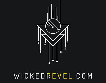Wicked Revel - Event Branding & Design