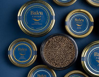 """Commercial for """"Baku Caviar"""""""