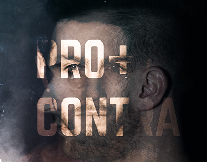 Pro+Contra Boxing Posters