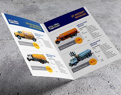 SkyMark - Bifold Brochure