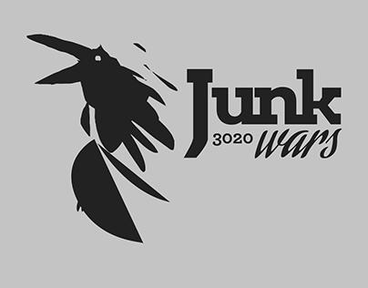 JunkWars 3020 | game artwork