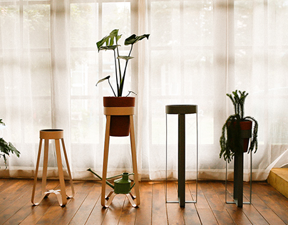 LINGUINE PLANT STAND