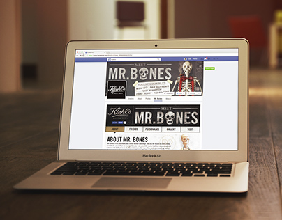 Kiehl's Mr. Bones