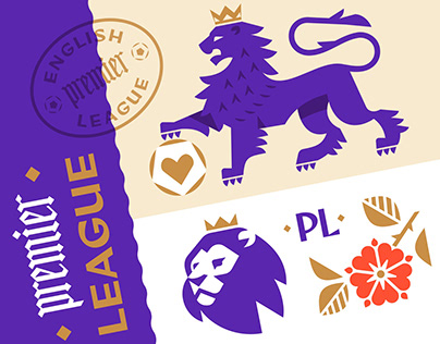 Premier League Projects Photos Videos Logos Illustrations And Branding On Behance
