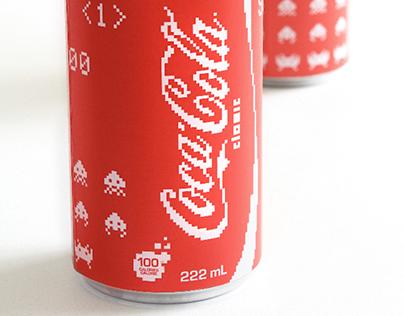 Coca-Cola – Pixel Edition