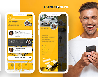 App Design Ui - Towtruck