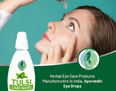 Best Herbal Eye Care Products Manufacturers in India |