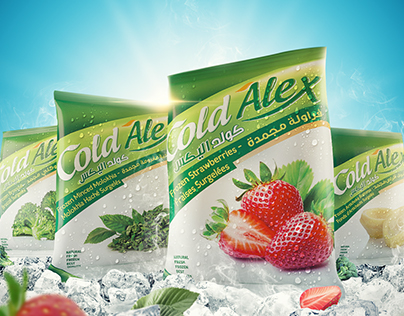 Cold Alex Packaging