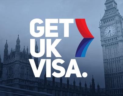 Get UK Visa Logo & Website