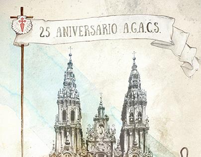 XXV AGACS Anniversary. 2017.