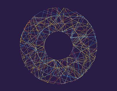 Generative Splines