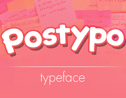 Postypo Typeface