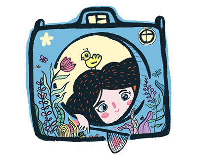 illustration for photographer