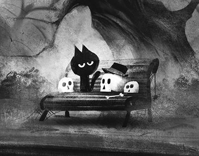 October is Spooky