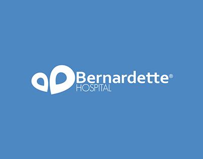 Hospital Bernardette. Branding