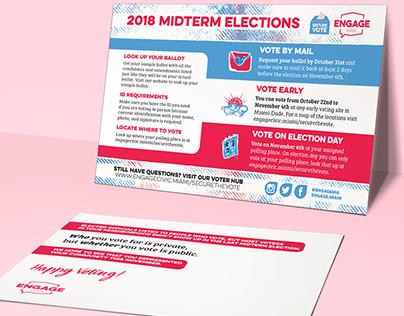 2018 Engage Miami Campaign