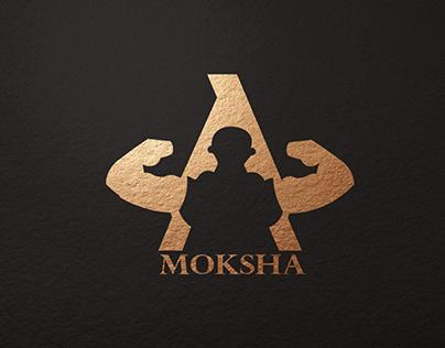 A MOKSHA Gym logo