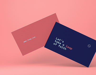 Leap Conference Branding