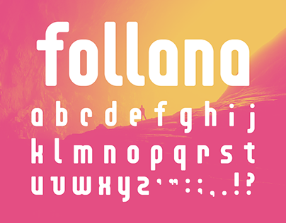 Follana Font Freebie