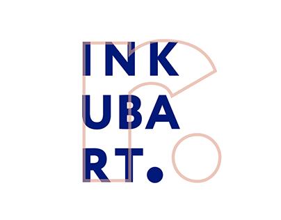 InkubArt animation and visual identity